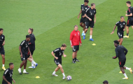 Bayern chuẩn bị trước màn đại chiến với Barcelona
