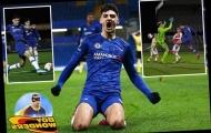 Armando Broja: Viên ngọc thô bị Chelsea 'ruồng bỏ'