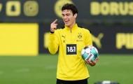 Xây chắc tương lai, Dortmund trói chân 'viên ngọc thô' sinh năm 2002