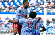 Thoát vướng mắc chuyển nhượng, Depay lại lập 'hat-trick' cho Lyon