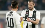 Thắng dễ Dynamo Kiev, Juventus nhận tin kém vui từ 2 trụ cột