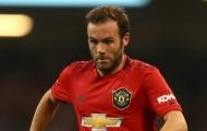 Juan Mata: 'Đó là đối thủ lớn, thách thức Man Utd...'