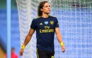 Không phải Partey, David Luiz ca ngợi 1 tân binh mùa hè của Arsenal