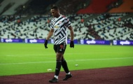 Thắng thuyết phục, Man United lại nhận hung tin từ Martial