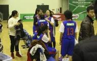 Náo nhiệt Cúp Milo 2018 - Giải bóng rổ học sinh phổ thông Hà Nội