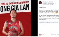 Hồng Gia Lân: 'Tôi thật sự muốn một lần được vào VBA Finals'