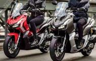 Xe ga địa hình Honda ADV 150 chính thức ra mắt