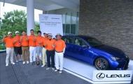 Malaysia giành giải toàn đoàn tại Lexus Cup Châu Á - Thái Bình Dương 2016