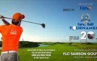 Faros Golf Tournament lần thứ 2 – Giải đấu tri ân và thiện nguyện