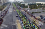Vén màn trò bịp trong thi đấu marathon của Trung Quốc
