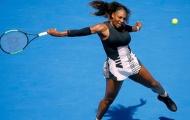 Serena nhẹ nhàng vào vòng 3 Autralian Open