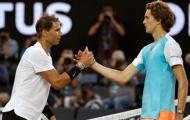 Nadal nhọc nhằn vượt qua Zverev