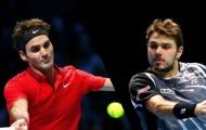 Federer ngạc nhiên với bản thân mình