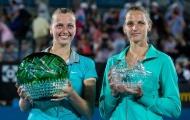 CH Séc cử binh hùng tướng mạnh dự chung kết Fed Cup 2016
