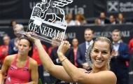 Chủ nhân tấm vé thứ 8 dự WTA Finals là ai?