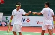 Hoàng Nam và Hoàng Thiên xuất sắc vào bán kết F7 Futures
