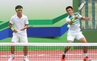Nam/ Thiên gặp đôi vợt dưới cơ người Malaysia