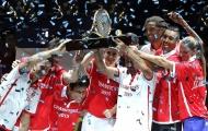 Singapore Slammers bảo vệ thành công chức vô địch giải đấu triệu đô