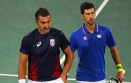 Rộ tin Djokovic có HLV mới ngay sau khi chia tay Becker