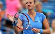 Kvitova cam kết sẽ trở lại