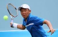 Hoàng Nam và tay vợt Thái Lan xuất sắc vào tứ kết đôi