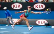 Angelique Kerber hẹn bùng nổ ở Grand Slam đầu năm 2017