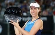 Konta xuất sắc quật ngã Radwanska để vô địch