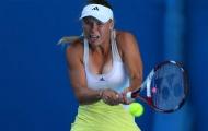 Wozniacki thua sốc ở Australian Open