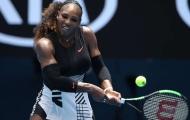 Serena nổi cơn cuồng phong lướt vào vòng bốn