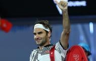 Federer nghẹt thở hạ Nishikori trong trận đấu 5 set