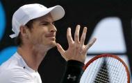Cực sốc: Murray đại bại ở vòng bốn Australian Open