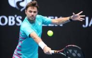 Stan Wawrinka giành vé đầu tiên bán kết Australian Open