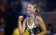 Sharapova sẵn sàng cho ngày trở lại