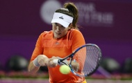 Muguruza thua sốc, sóng nổi ở Qatar Open