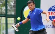 Lý Hoàng Nam bị loại ở China F3 Futures