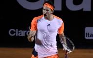 Dominic Thiem xuất sắc đăng quang Rio Open