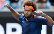 Tsonga vào top 10, Federer thụt lùi 1 bậc