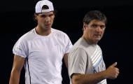 Nadal sau khi chia tay HLV Toni: 'Tôi sẽ ổn thôi'