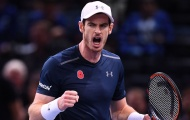 Ai cản nổi sức mạnh của Murray?