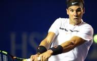 Nadal vượt khó hạ tài năng trẻ của Nhật Bản