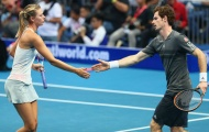 Murray phản đối kịch liệt suất đặc cách cho Sharapova