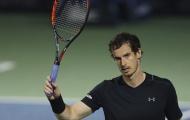 Andy Murray tiến cực sát danh hiệu vô địch