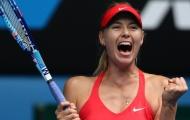 Sharapova khó có cửa trở lại Roland Garros
