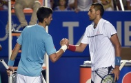 Djokovic nếm 'quả đắng' trước trai hư của quần vợt Úc