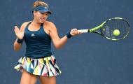 Kayla Day: Cô bé sinh năm 1999 đầy tài năng của quần vợt Mỹ