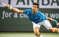 Djokovic khởi đầu nhọc nhằn hơn dự tính