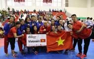 Taekwondo Việt Nam quyết đạt thành tích cao ở SEA Games 29