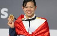 Ánh Viên giành HCV 200m ngửa, phá kỷ lục SEA Games
