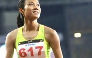 Tú Chinh không có đối thủ ở đường chạy 100m
