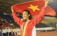 Điền kinh: Lê Tú Chinh 'vô đối' ở bán kết nội dung 200m